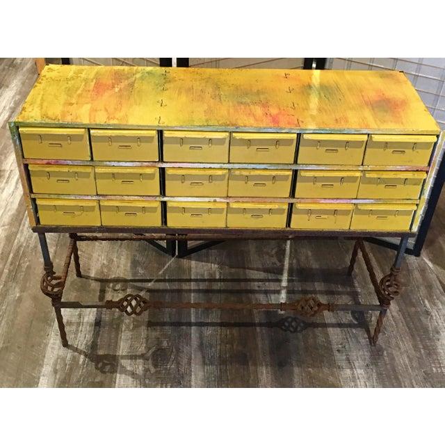 Image of Industrial Storage Credenza