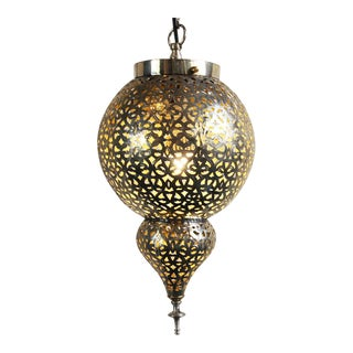 Nickel Serouj Lantern