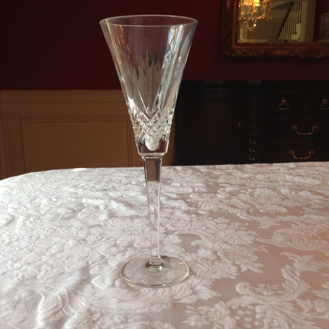Waterford Crystal Champagne Flutes - Set of 4 - Image 5 of 5