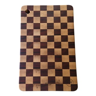 Hardwood End Grain Cutting Board