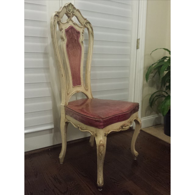Image of Turano French Dining Chairs - Set of 4
