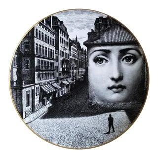 Rosenthal Fornasetti Temi E Variazioni Motiv 5 Plate, 1980s.