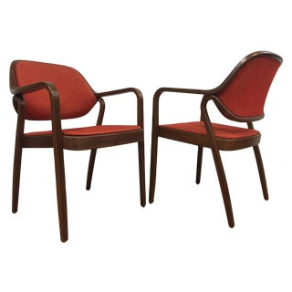Knoll Chairs by Don Pettit - A Pair