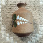Image of Mexican Hand-Painted Bud Vase