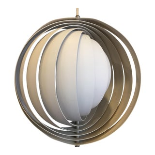 Vernor Panton for Louis Poulsen Moon Pendant