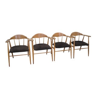 Russell Wright Vintage Dining Chairs - Set of 4