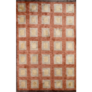 "Pasargad Modern Collection Rug - 5'2"" X 8'1"""