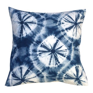 Thige Shibori Pillow
