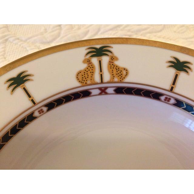 "Christian Dior Hollywood Glamour ""Casablanca"" Fine China Bowls - Set of 6 - Image 5 of 10"