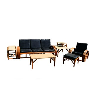 Vintage Amp Used Black Patio And Garden Furniture