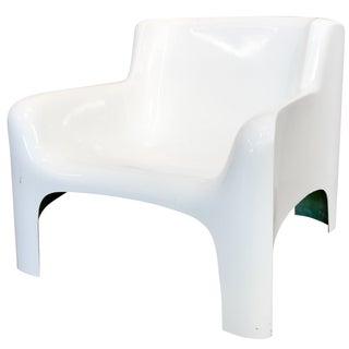 Carlo Bartoli Gaia Lounge Chair by Arflex