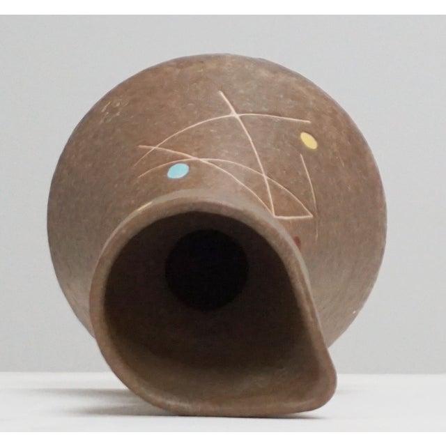 Studio Pottery Mid-Century Ceramic Pitcher - Image 7 of 8