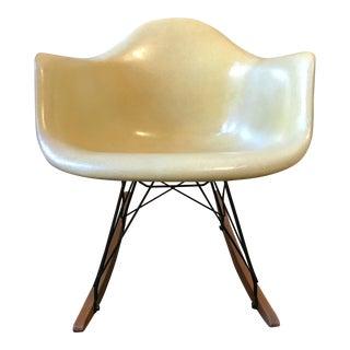 Fiberglass 1960s Eames Rocker