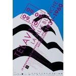 Image of 2005 Exhibition Poster, Tel Aviv by Stephane Huot