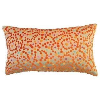 Confetti Velvet Dot Pillow