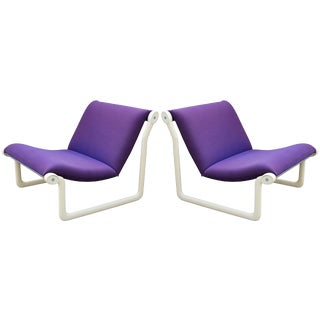 Pair of Hannah Morrison Sling Chairs