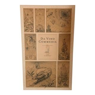 Bonny Doon Vineyard Vinferno Poster #2, Signed