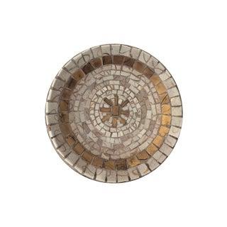 Vintage Mosaic Bowl