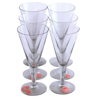 Holmegaard Cordial Glasses - Set of 6