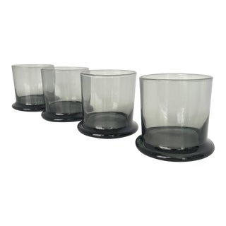 Danish Highball Glasses - Set of 4