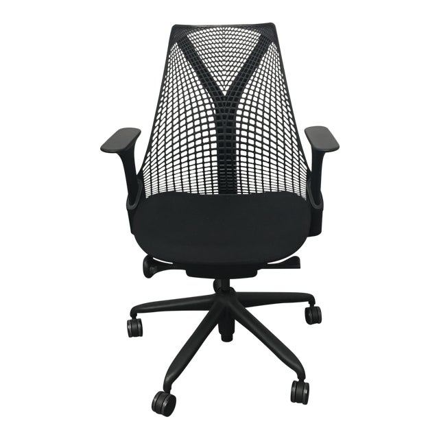 Herman Miller Back Sayl Office Chair Chairish
