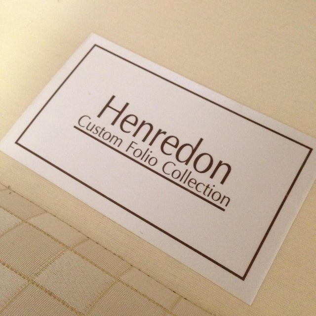 Henredon Vintage Custom Folio Collection Sofa - Image 8 of 8