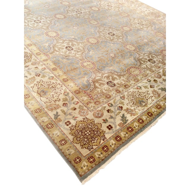 """Sultanabad Collection Rug - 10' X 13'8"""" - Image 3 of 4"""