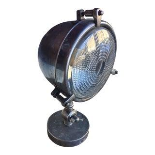 Small Search Light Desk Lamp