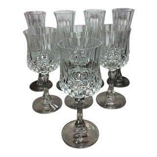 St George Belmont Wine Glasses & Champagne Flutes - Set of 8