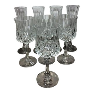 St George Belmont Wine Glasses & Champagne Flutes - Set of 8