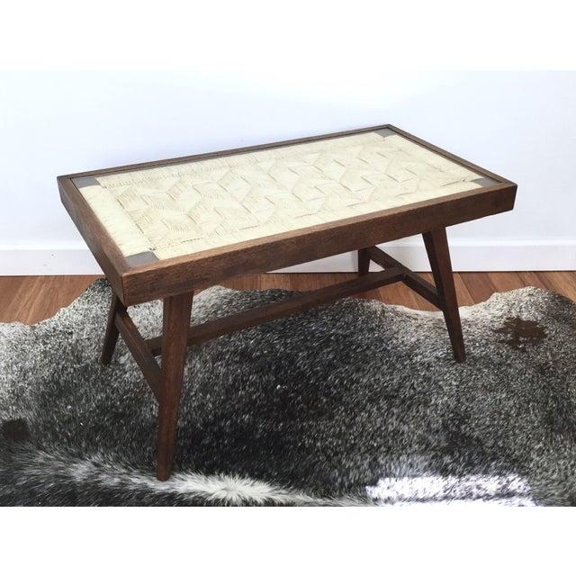 Mid Century Hans Wegner Style Coffee Table Chairish