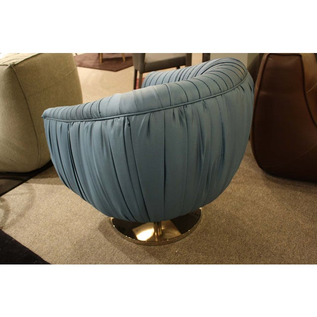 Nathan Anthony Blossom Swivel Chair - Image 4 of 4