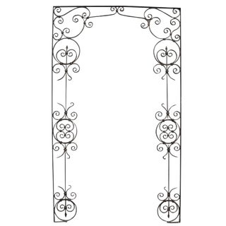 Spanish Colonial Regal Iron Frame