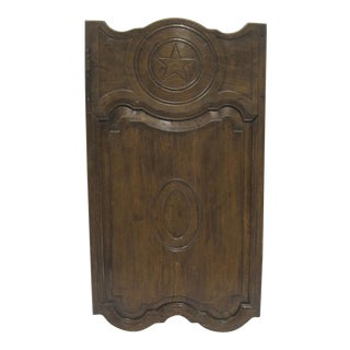 Antique Sarreid LTD Carved Panel