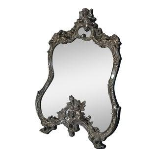 Vanity Sterling Mirror