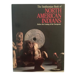 """""""North American Indians Before the Coming of the Europeans"""" Cultural Book"""