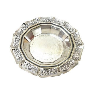 Silver-Plate London Sheffield Bowl