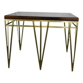 Solid Macassar Top Desk