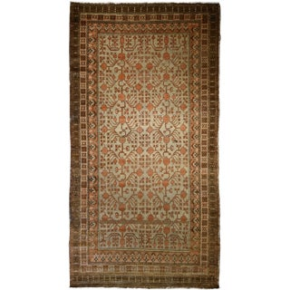 Antique Samarkand Gallery Rug
