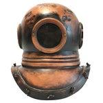 Image of Resin Replica Scuba Diving Helmet