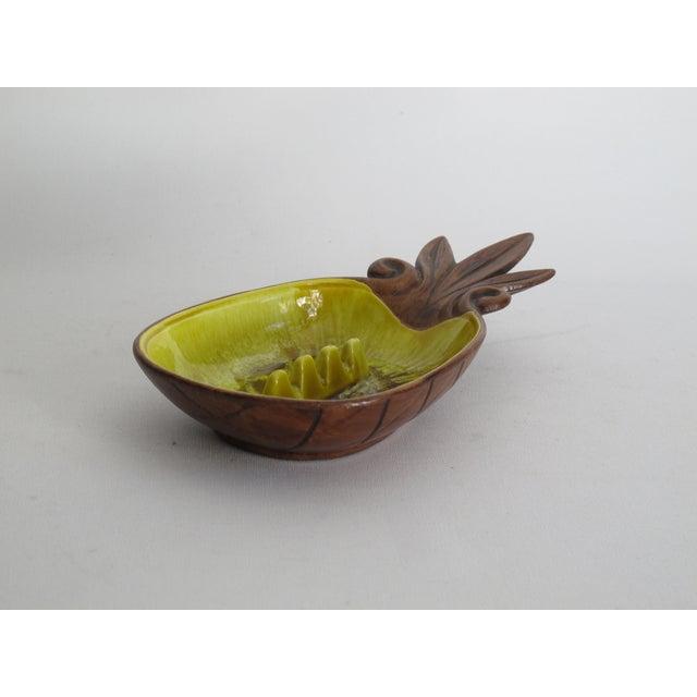 Ceramic Pineapple Catchall Bowl - Image 3 of 5
