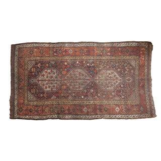 Vintage Qashqai Carpet - 5' x 9'