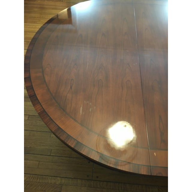 Baker Dining Room Table - Image 7 of 11