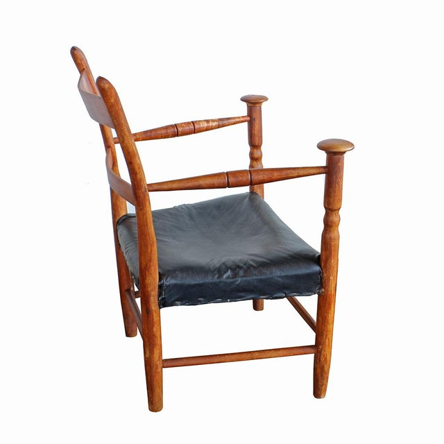 Image of Primitive Arm Chair