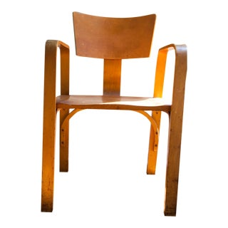 Vintage Thonet Bent Plywood Chair