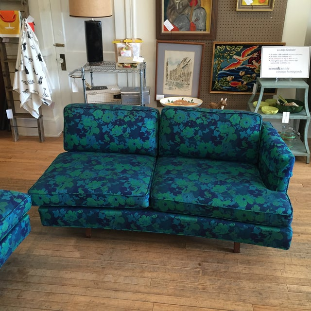 Mid-Century Modern Custom Made Sectional - Image 4 of 8