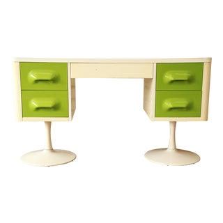 Raymond Loewy Style Mid-Century Modern Space Age Desk