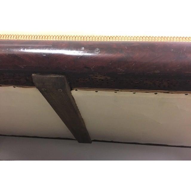 C. 1860s Duncan Phyfe Style Mahogany Empire Sofa - Image 10 of 10