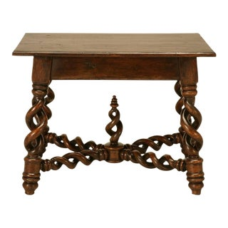 French Small Desk or End Table