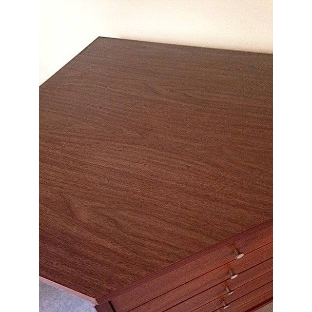 Mid-Century Robak Corner Table - Image 4 of 8
